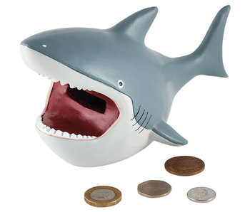 Floss & Rock 3D Money box Ocean 15.5 cm