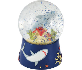 Floss & Rock Snow Globe Music Ocean Large