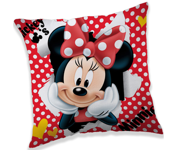 Disney Minnie Mouse Sierkussen Dots 40 cm