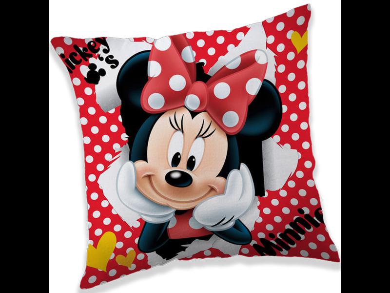 Disney Minnie Mouse Dots - Kissen - 40 x 40 cm - Multi