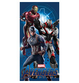 Marvel Avengers Serviette de plage Endgame - 70 x 140 cm - Multi