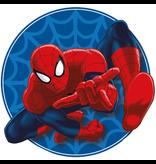 Spider-Man Cushion - 32 x 29 x 5 cm - Blue
