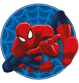 SpiderMan Cushion - 32 x 29 x 5 cm - Blue