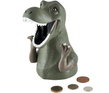 Floss & Rock 3D Spaarpot Dino 15.5 cm