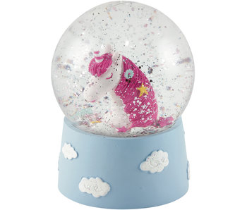Floss & Rock Boule à neige licorne petite