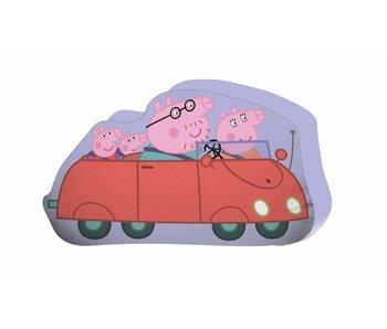 Peppa Pig Kissen 30 x 25 cm
