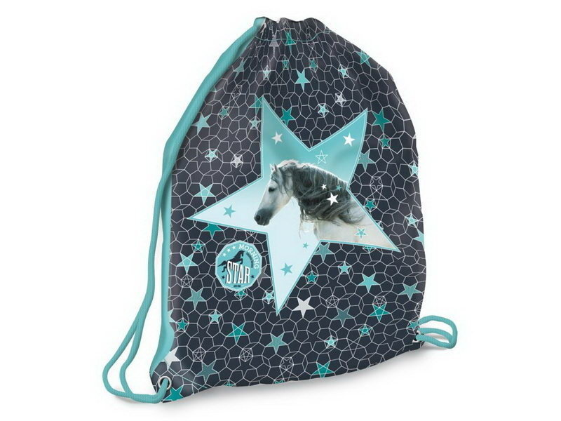 Morning Star Chevaux fabuleux - Gymbag - 42 cm - Multi