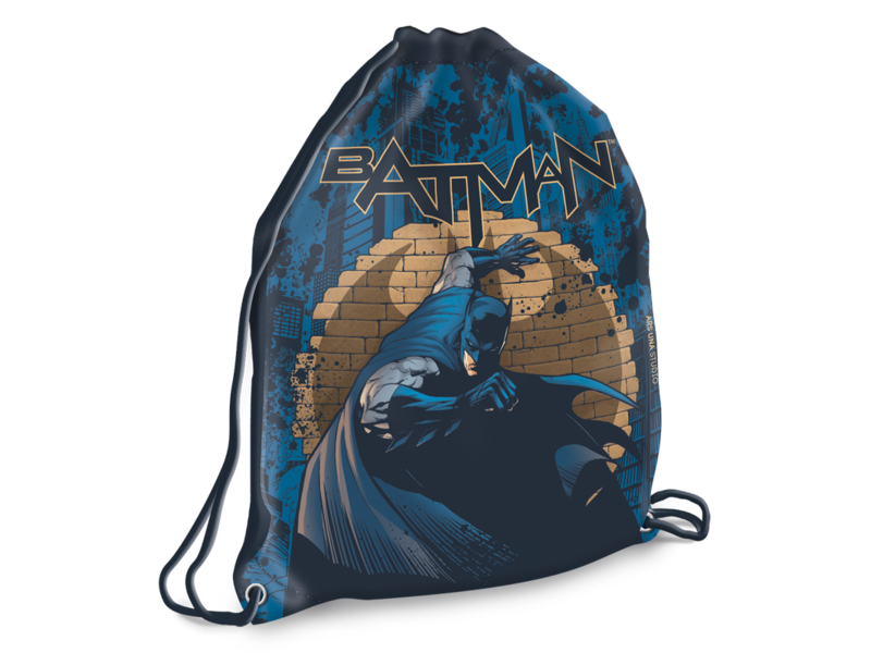 Batman Wall - Gymbag - 42 cm - Multi