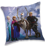 Disney Frozen Winter - Cushion - 40 x 40 cm - Multi