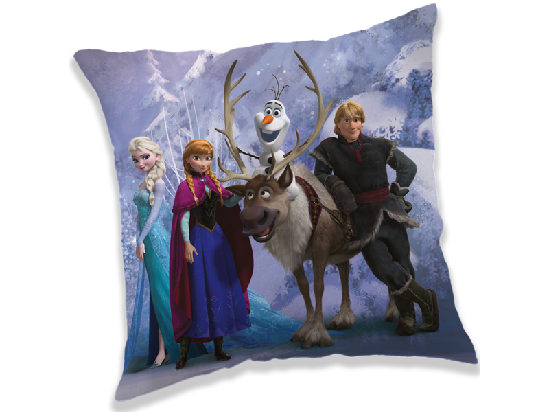 Disney Frozen Winter - Sierkussen - 40 x 40 cm - Multi