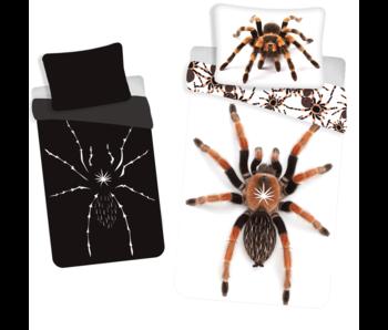 Animal Pictures Lueur dans le noir Housse de couette Araignée 140x200 cm