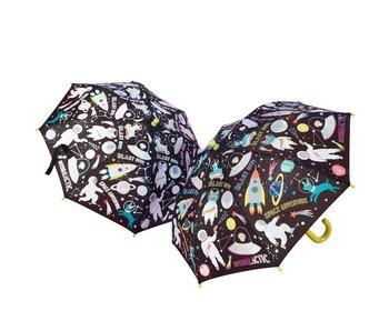 Floss & Rock Espace de parapluie changeant de couleur
