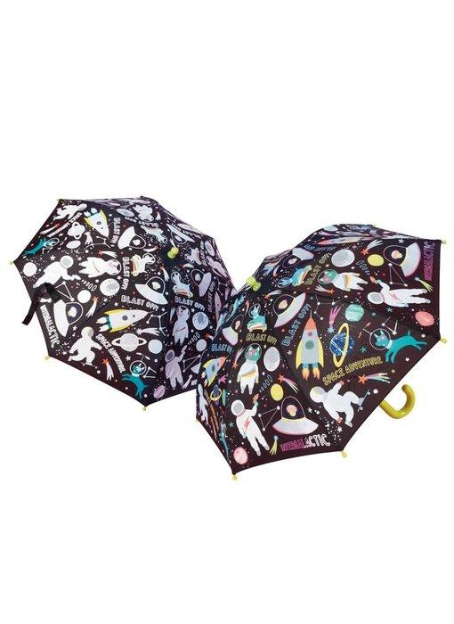 Floss & Rock Color Changing Umbrella Space