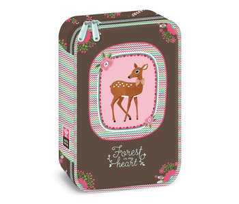 Animal Pictures Case Deer 22 cm