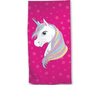Unicorn Beach towel 70 x 140 cm