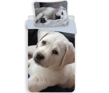 Animal Pictures Bettbezug Labrador 140 x 200 cm - Polyester