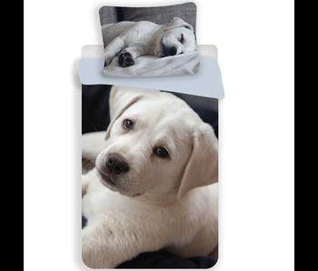 Animal Pictures Enveloppe de couette Labrador 140 x 200 cm - Polyester