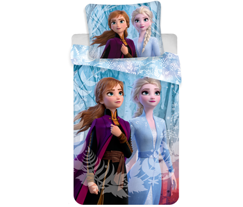 Disney Frozen Duvet cover Elsa and Anna 140 x 200 cm