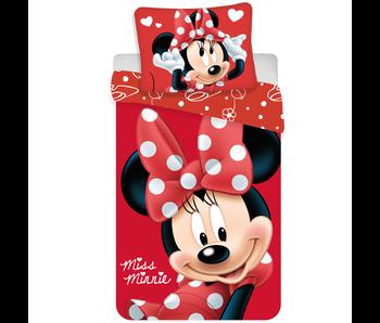 Disney Minnie Mouse Duvet cover Big Red 140 x 200 cm