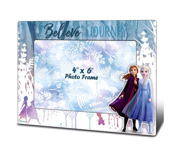 Disney Frozen Photo frame Believe the Journey