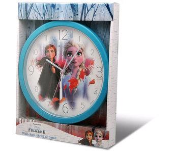 Disney Frozen Wandklok - Ø 23 cm