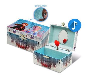 Disney Frozen boîte à musique / boîte à bijoux