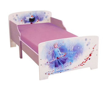 Disney Frozen Toddler bed 70 x 140 cm including slatted base
