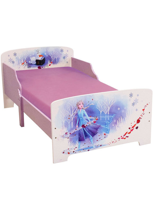 Disney Frozen Peuter bed 70 x 140 cm inclusief lattenbodem