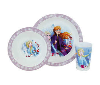 Disney Frozen Breakfast set 3 pieces