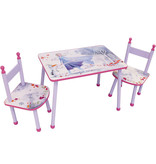 Disney Frozen Table and chairs / Sitting area - Multi