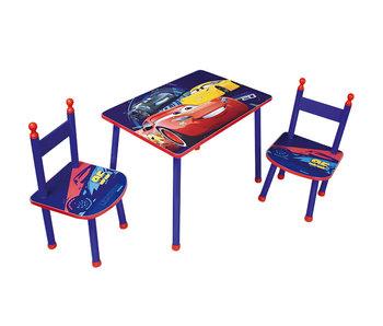 Disney Cars Tafel en stoeltjes/Zithoekje