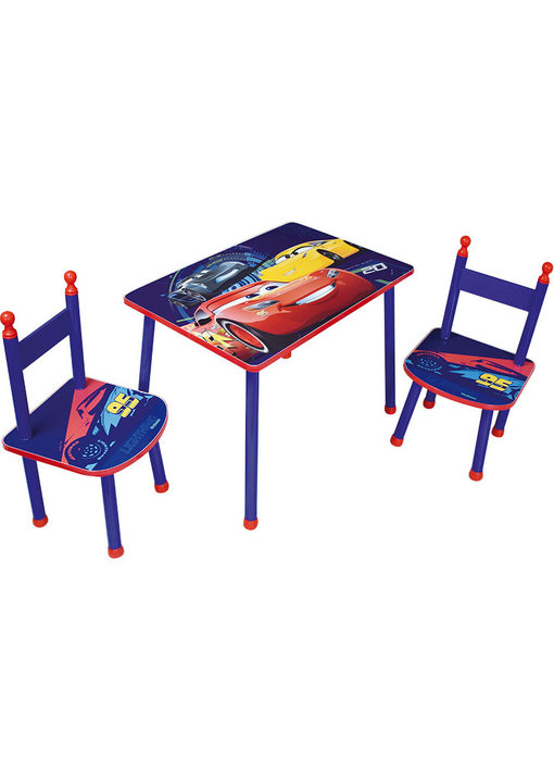 Disney Cars Table and chairs / seating area