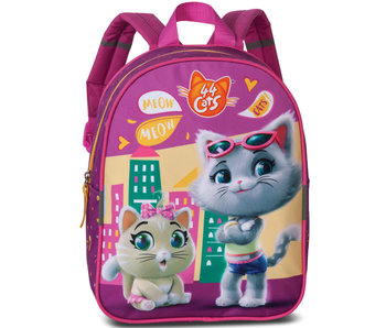 44 Cats Toddler backpack Meow 29 cm