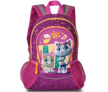 44 Cats Backpack Meow 35 cm