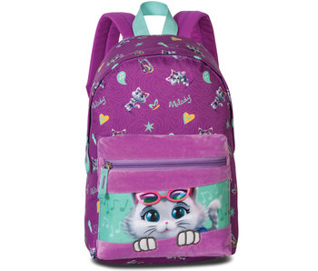 44 Cats Milady backpack 36 cm