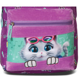 44 Cats Milady - Rugzak - 36 x 24 x 12 cm - Paars