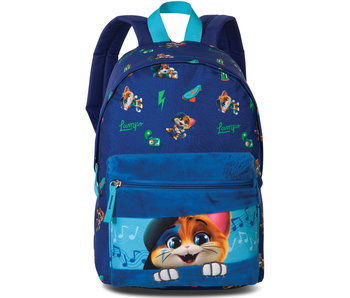 44 Cats Backpack Lampo 36 cm