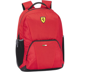Ferrari Sac à dos rouge 40 cm