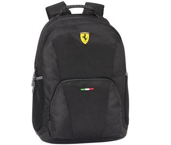 Ferrari Backpack Black 40 cm