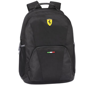 Ferrari Sac à dos noir 40 cm