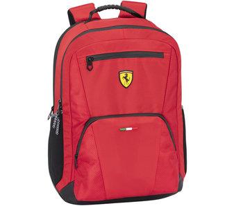 Ferrari Sac à dos de course rouge 45cm