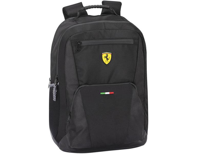 Ferrari Ferrari Racing - Backpack - 45 x 31 x 17 cm - Black