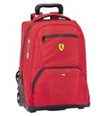 Ferrari Premium - Rucksackwagen - 47 x 36 x 23 cm - Rot