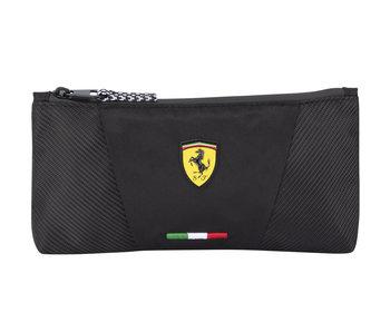 Ferrari Schwarzer Federmappe 20 cm