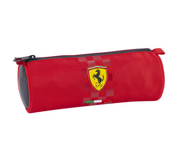 Ferrari Pencil Case Red 22 cm