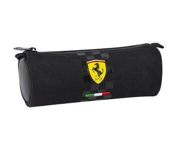 Ferrari Black Pencil Case 22 cm