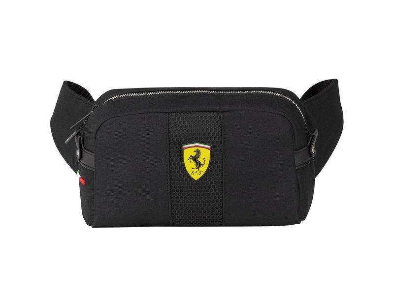 Ferrari Sac banane - 22 x 13 x 7 cm - Noir