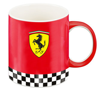 Ferrari Tasse Scuderia Logo Rouge 350 ml