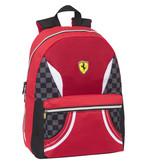 Ferrari Rugzak F1 - 41 x 30 x 17 cm - Rood