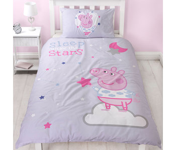 Peppa Pig Sleep Duvet cover 135x200 cm